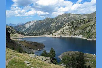 Lac et refuge de Colomers