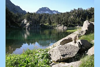 Colomers : lac de Cloth de Naut