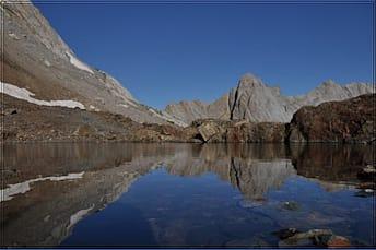 Lac de Cinda Blanque
