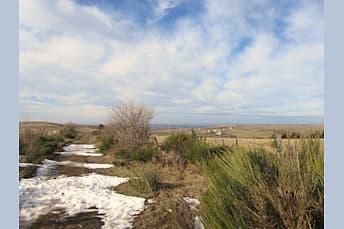 Paysage désertique du plateau de l'Aubrac