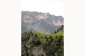 Randonnée au Lac de Crop Massif de Belledonne Isère