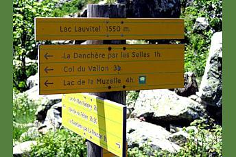 Rando Lac Lauvitel ALPES