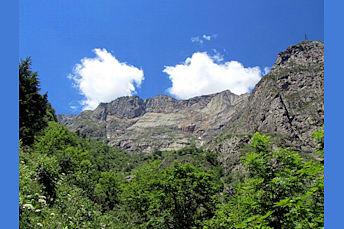 Randonnée Lac du Lauvitel dans le Massif des Ecrins