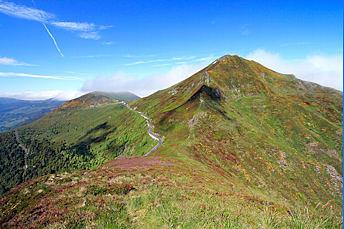 Parc Naturel Régional des Volcans d'Auvergne : Le Puy Mary