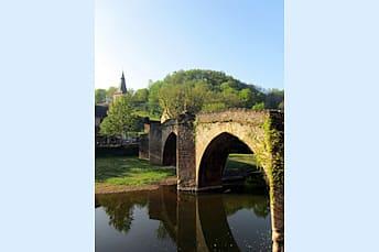 Pont de Belcastel, randonnée en Aveyron