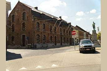 Ancienne maison communale, bâtiment classé