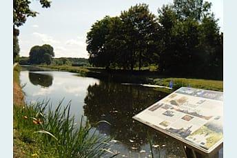 L'ancien canal Blaton-Ath
