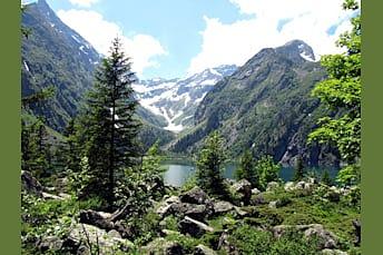Lac du Lauvitel - Vallée de Vénéon - Oisans