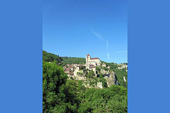 Saint Cirq Lapopie, Grand Site de Midi Pyrénées