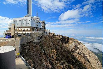 Pic du Midi de Bigorre et son observatoire