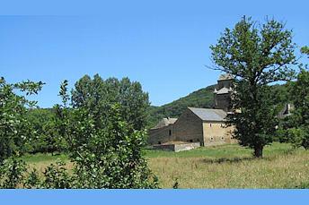 Campagne Aveyronnaise, entrée d'Inières