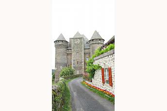 Château du Bousquet, Aveyron