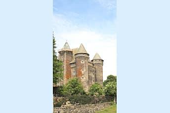 Chateau du Bousquet en Aveyron