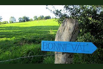 VTT jusqu'à l'Abbaye de Bonneval en Aveyron