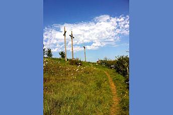 VTT au Puech de Levade depuis Saint Côme et Espalion