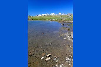 Randonnée pédestre dans les Hautes-Alpes : Les Gardioles