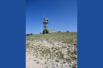 Luberon : sommet du Mourre Nègre (1125 m)