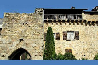 Rando VTT à Flaujac en Aveyron