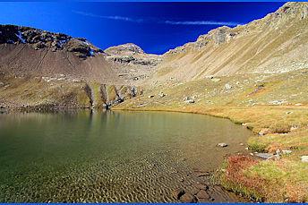 Randonnée au lac Palluel