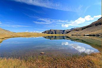 L'autre côté du lac Faravel