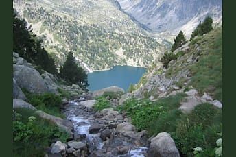 Lac de la Restanque