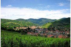 Randonnée en Alsace : Sentier de Saint Jacques de Compostelle