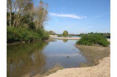 Vélo à assistance électrique en Bourgogne, sur les bords de Loire