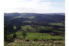 Parcours rando : Le Mont Châteleu