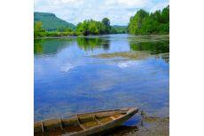 Promenade en gabarre sur la Dordogne