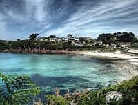 Tourisme en Bretagne: Carré d'Etoiles à Keryel et baptême de plongée