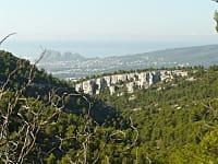 Fontblanche - Ceyreste, une balade dans les collines