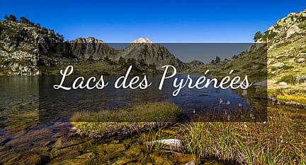 Lacs des Pyrénées