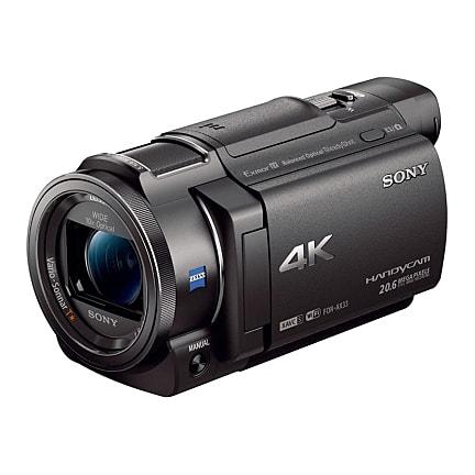 Camescope Sony FDR-AX33 4K