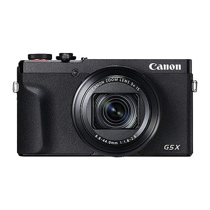 Compact expert Canon G5X Mark II
