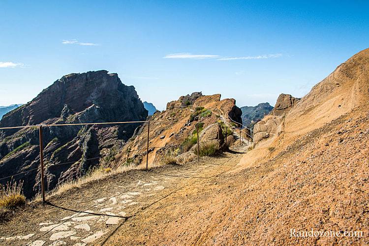 Guide de la randonnée et du trekking sur l'île de Madère