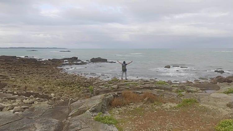 Dans ma tête, avant un départ pour 5000 km à pied : de la Bretagne jusqu'à Istanbul