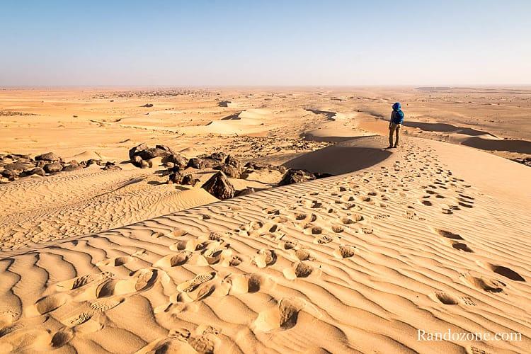 Guide de la randonnée et du trekking en Mauritanie