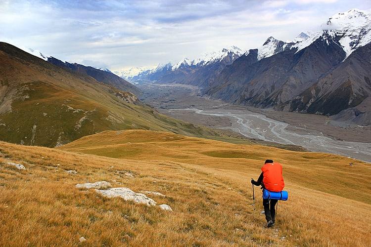 Guide de la randonnée et du trekking au Kirghizstan