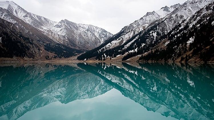 Guide de la randonnée et du trekking au Kazakhstan