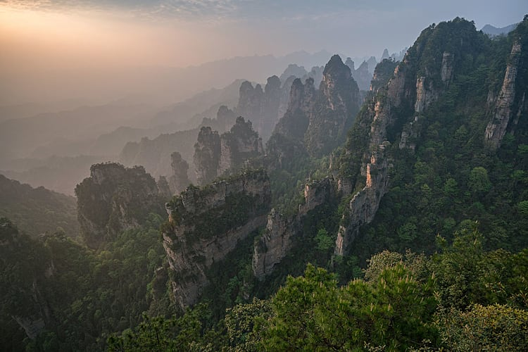 Guide de la randonnée et du trekking en Chine