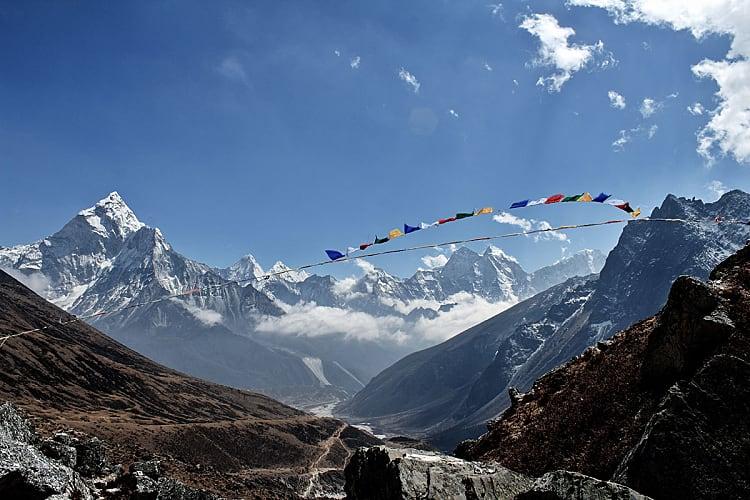 Guide de la randonnée et du trekking au Népal