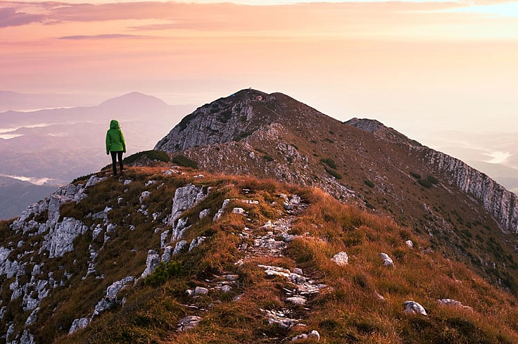 Guide de la randonnée et du trekking en Roumanie