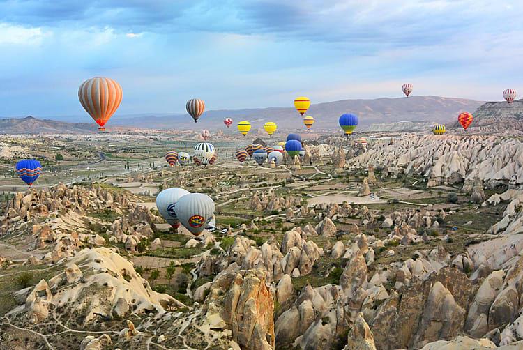 Guide de la randonnée et du trekking en Turquie