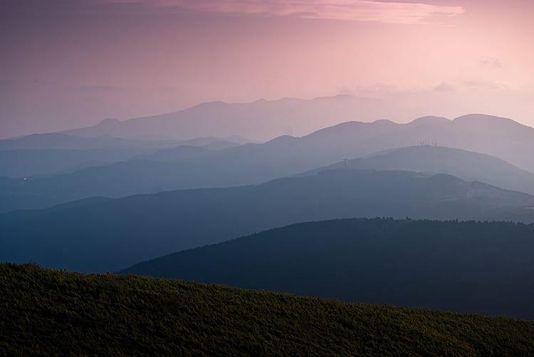 Guide de la randonnée et du trekking au Japon