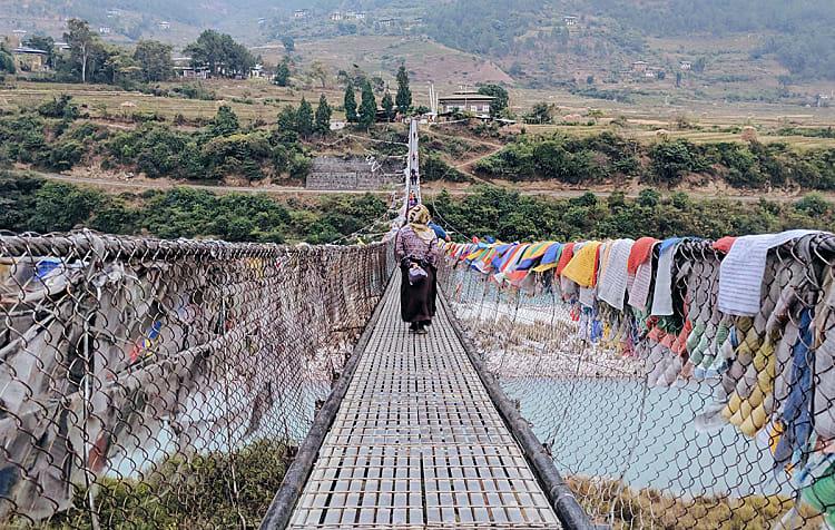 Guide de la randonnée et du trekking au Bhoutan