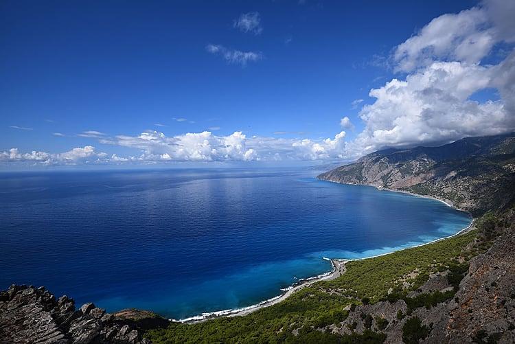 Guide de la randonnée et du trekking en Crète