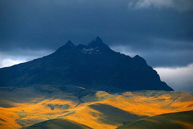 Guide de la randonnée et du trekking en Equateur