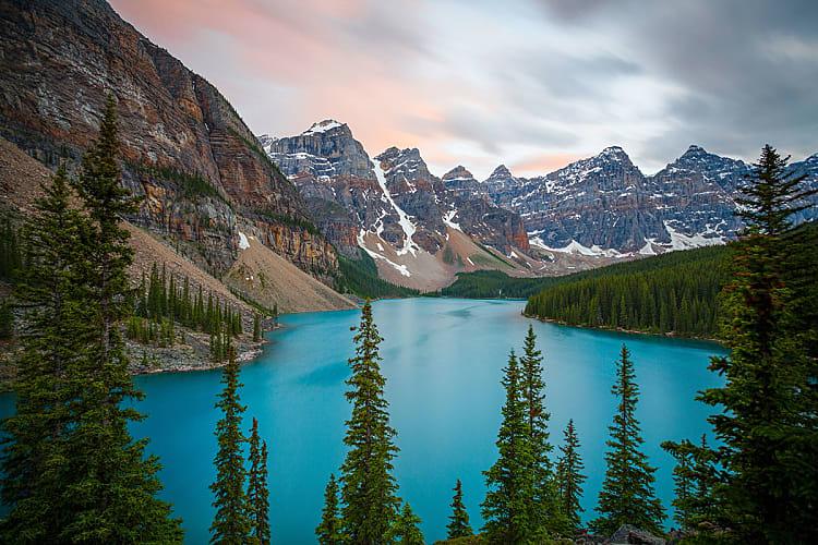 Guide de la randonnée et du trekking au Canada