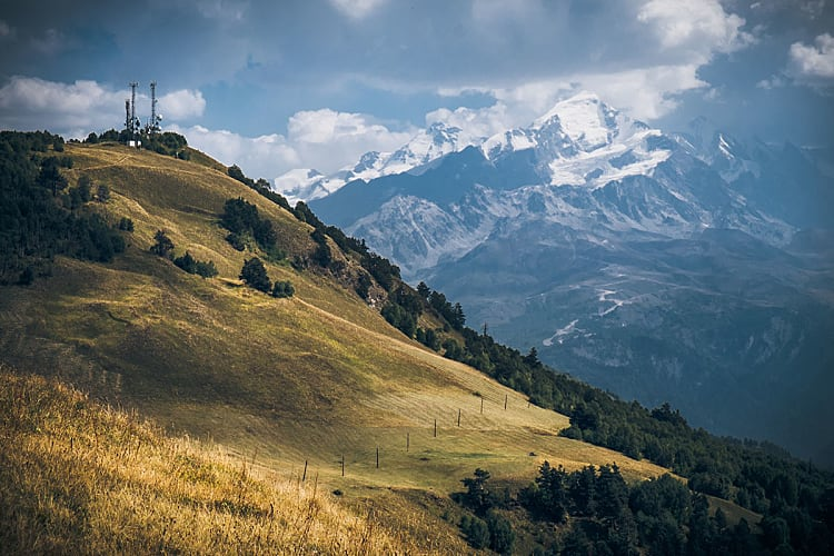 Guide de la randonnée et du trekking en Géorgie