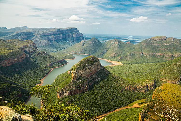 Guide de la randonnée et du trekking en Afrique du Sud